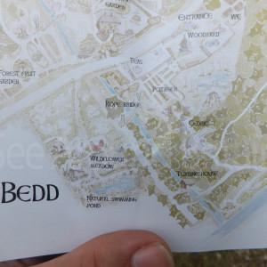 map of garden