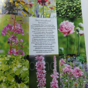 articles etc. about the garden