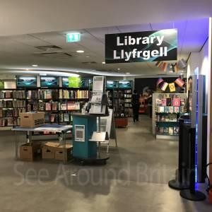Bridgend Library